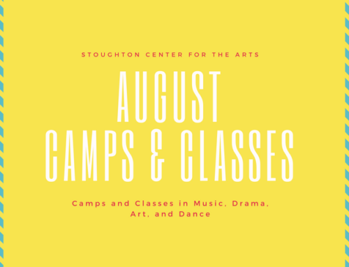 August Camps, Classes and Lessons