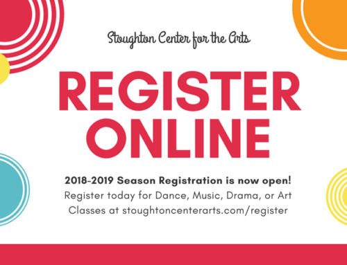 Registration for 2018-19 Season