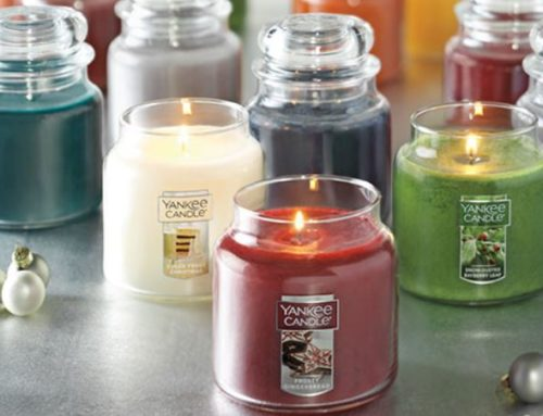 Yankee Candle Fundraiser 2018