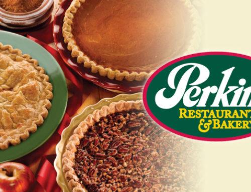 Perkins Pies Fundraiser