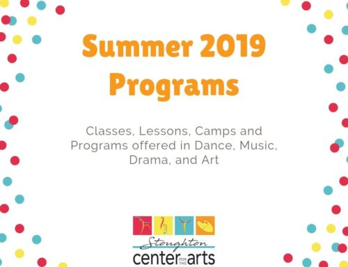 2019 Summer Classes and Lessons