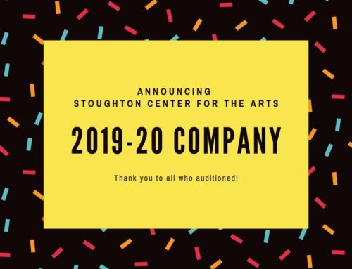 Announcing our 2019-2020 Company!
